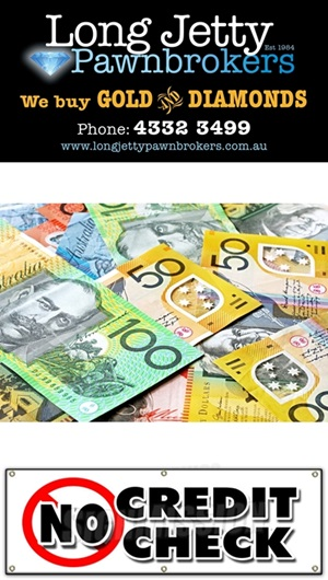Central Coast Pawn Broker - Cash Loans